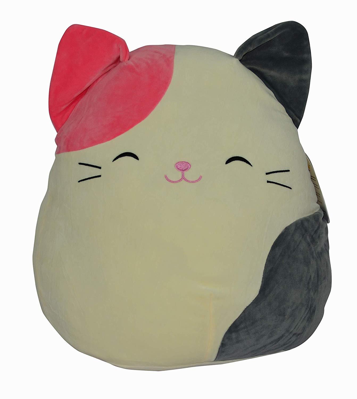 13814251c93b Squishmallow Karina Stuffed Animal, White, Pink, Grey, 41cm. Huge Saving