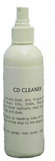 Disc Wizard CD Cleaning Fluid 200ml