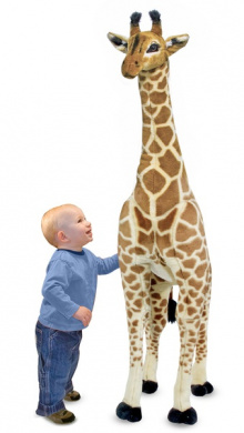 Giraffe - Plush