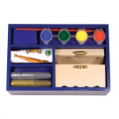 Melissa & Doug Wooden Treasure Chest- DYO