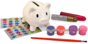Melissa & Doug Kids Toys, Decorate Your Own Piggy Bank