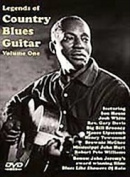 Legends of Country Blues Guitar - Volume One [Region 1]