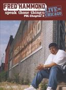 Fred Hammond - Speak Those Things POL [Region 1]
