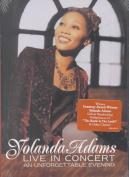 Yolanda Adams - Live in Concert... An Unforgettable Evening [Region 1]