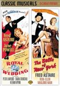 Royal Wedding/The Belle of New York [Region 1]
