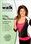 Leslie Sansone - Walk at Home - 5 Day Slim Down [Region 1]