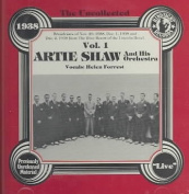 The Uncollected Artie Shaw & His Orchestra, Vol. 1