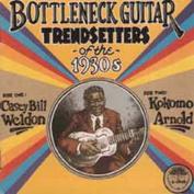 Bottleneck Guitar Trendsetters of the 1930s