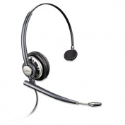 EncorePro Premium Monaural Over-the-Head Headset w/Noise Canceling Microphone