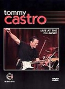 Tommy Castro - Live at the Fillmore [Region 1]