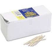 2500 Flat Wood Toothpicks