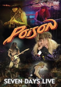Poison - Seven Days Live [Region 1]