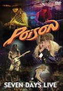 Poison - Seven Days Live [Region 1]