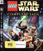 Lego Star Wars The Complete Saga