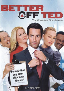 Better Off Ted: The Complete Season 1