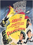 Abbott and Costello Meet Frankenstein [Region 1]