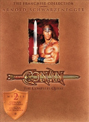 Conan: The Complete Quest [Region 1]