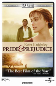 Pride and Prejudice [Region 1]