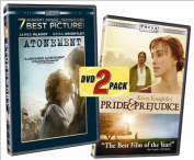 Atonement/Pride & Prejudice [Region 1]