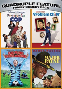 Family Comedy Pack Quadruple Feature [Region 1]