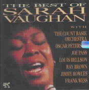 The Best Of Sarah Vaughan