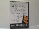 Becoming More Than a Good Bible Study Girl [Region 1]