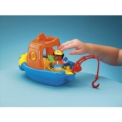 Fisher Price Sail n Float Boat