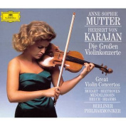 The Great Violin Concertos  [4 Discs]