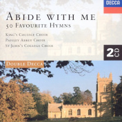 Abide With Me - 50 Favourite Hymns  [2 Discs]