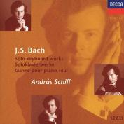 J.S. Bach: Solo Keyboard Works