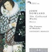 Dowland: The Collected Works  [12 Discs]