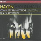 Haydn: Complete Piano Trios  [9 Discs]