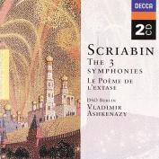 Scriabin: The Symphonies  [2 Discs]