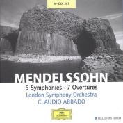 Mendelssohn [4 Discs]