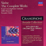 Varese Complete Orchestral Works  [2 Discs]