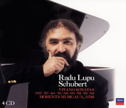 Radu Lupu plays Schubert  [4 Discs]