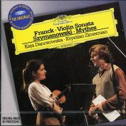 Franck: Violin Sonata / Szymanowski