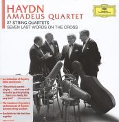 Haydn, J.: 27 String Quartets  [10 Discs]