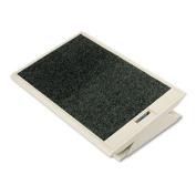 Eldon 4603 Footease Adjustable Footrest, Platinum, 19w x13d x3h