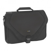"Poly Twist 17"" Computer Messenger Bag"