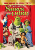 Shrek the Third/Antz/Spirit [Region 1]