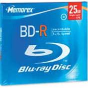 Memorex 97850 BD-R Blu-ray Recordable Disc-Single