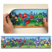 Spider-Man and Friends Peel and Stick Border Applique