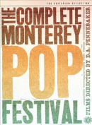 The Complete Monterey Pop Festival [Region 1]