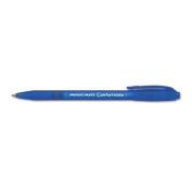 Paper Mate 6360187 ComfortMate Ballpoint Retractable Pen Blue Ink Fine Dozen
