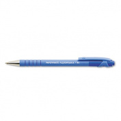 Paper Mate 9560131 FlexGrip Ultra Recycled Ballpoint Retractable Pen Blue Ink Fine Dozen