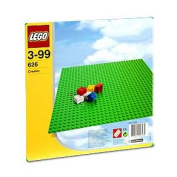 LEGO - City 626 Green Building Baseplate