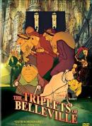 The Triplets of Belleville [Region 1]