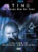 Sting-Brand New Day Live at Universal Amph DVD