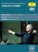 Carlos Kleiber Conducts Mozart, Brahms and Beethoven [Region 2]